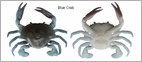 Savage Gear TPE 3D Crab Lures
