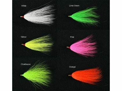 "Sea Striker BT Bucktail Assorted 3"" Teaser Lure"