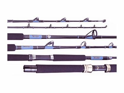Seeker BTS 660XH-6' RS/RT East Coast American Rod
