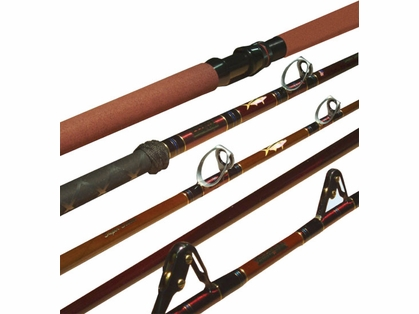 Seeker SS 6480H-8' CT Super Seeker Cork Tape Rod