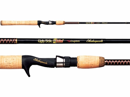Shakespeare CA 1166-1M Ugly Stik Lite Freshwater Casting Rod