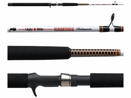 Shakespeare UCCA 1101 70 Ugly Stik Catfish Rod - Casting