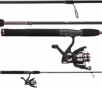 Shakespeare Ugly Stik GX2 Ladies Spinning Combos
