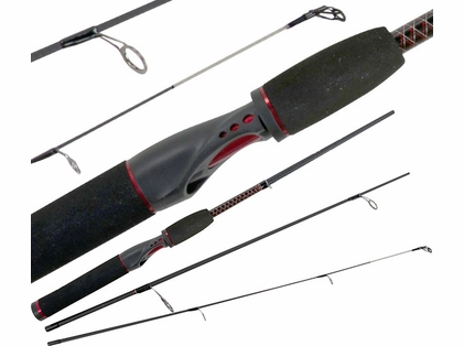 Shakespeare USSP664M Ugly Stik GX2 Pack Rod - Spinning