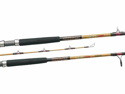 Shakespeare Ugly Stik Tiger Rods