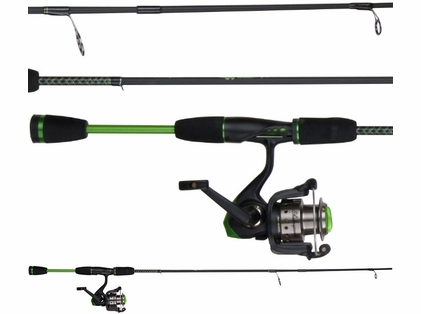Shakespeare USYTHSP30CBO Ugly Stik GX2 Youth Spinning Combo