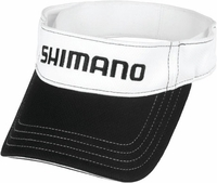 Shimano A-Flex Visor White AHAT120VWH Size Medium/Large