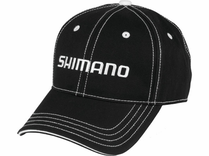 Shimano AHAT100CBK Cotton Hat Black