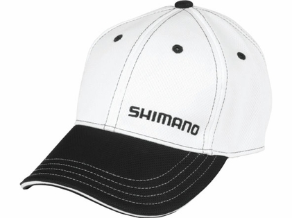 Shimano AHAT120CWH A-Flex Hat White