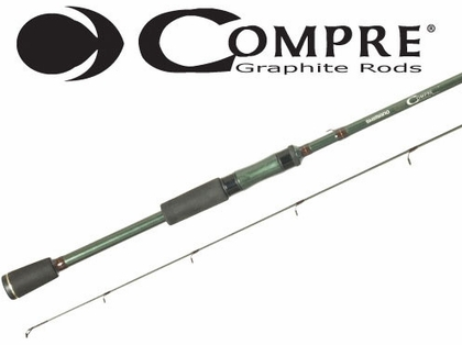 Shimano Compre Bass Spinning Rods