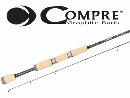 Shimano Compre Travel Spinning Rods - 2 Piece