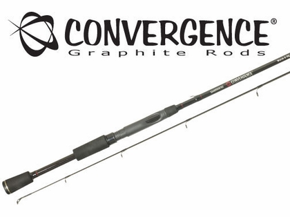 Shimano Convergence Spinning Rods - Worm