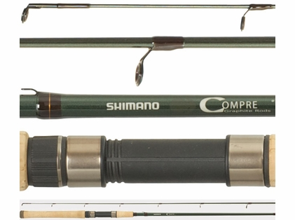 Shimano CPSFLF72MC Compre Inshore Spinning Rod
