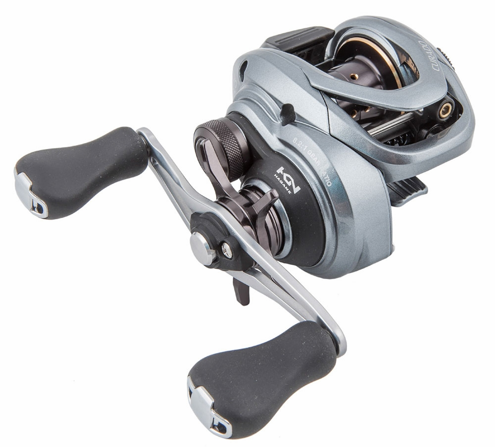 shimano cu70xg curado 70 baitcasting reel | tackledirect, Fishing Reels