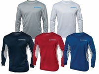 Shimano Long Sleeve Technical Tees