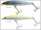 Shimano ORCA Sinking Pencil Lures