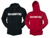 Shimano Orion Zip Front Hoodies