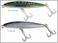 Shimano OT140LE ORCA Sinking Pencil Lures