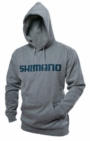 Shimano Pullover Hoodie Gray