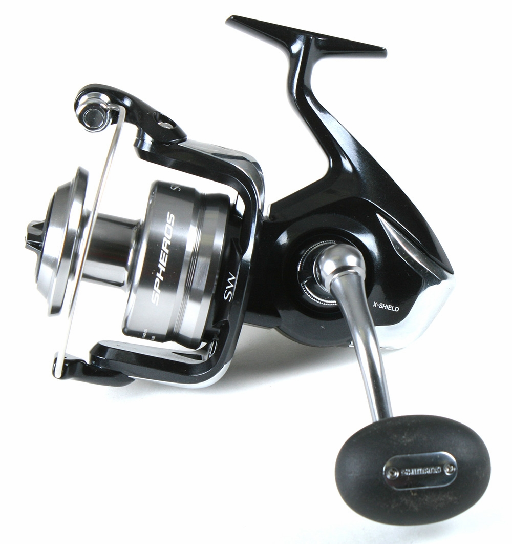 shimano sp8000sw spheros reel / tackledirect custom rod spinning combo, Reel Combo