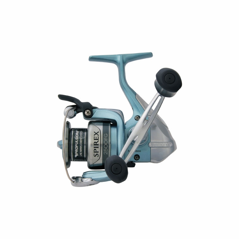 shimano-spirex-fg-and-rg-spinning-reels-