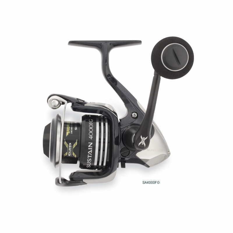 shimano sustain fg spinning reels | tackledirect, Reel Combo