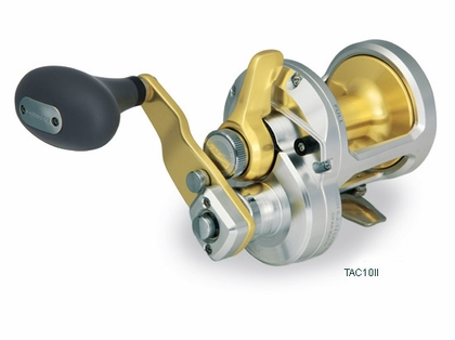 Shimano Talica TAC10II 2 Speed Lever Drag Reels