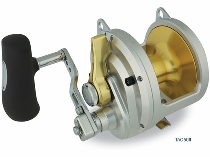 Shimano Talica TAC50II Lever Drag 2 Speed Reels