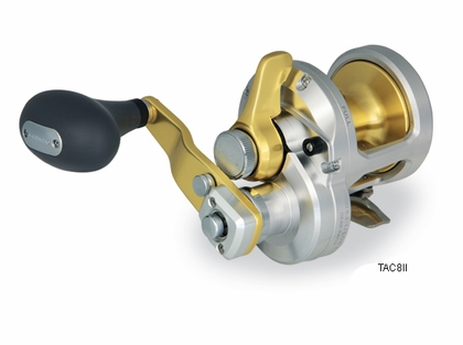 Shimano Talica TAC8II 2 Speed Lever Drag Reels