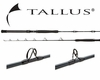 Shimano Tallus Trolling Slick Butt Ring Guided Rods