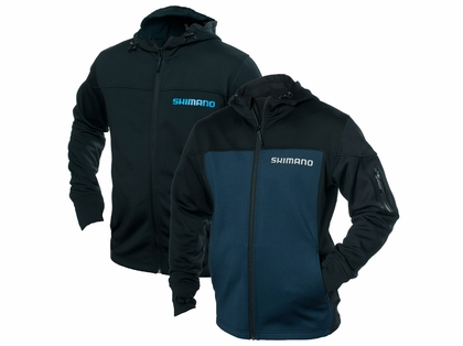 Shimano Technical Softshell Hooded Jackets