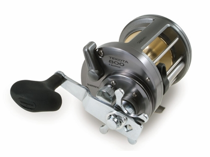 Shimano Tekota / Star Delux Rods Wire Line Combos