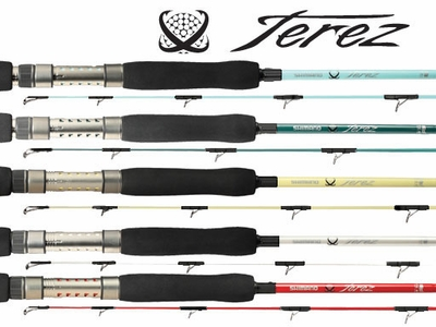 shimano terez fishing rods - tackledirect, Reel Combo