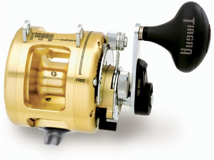 Shimano Tiagra TI12A Fishing Reel