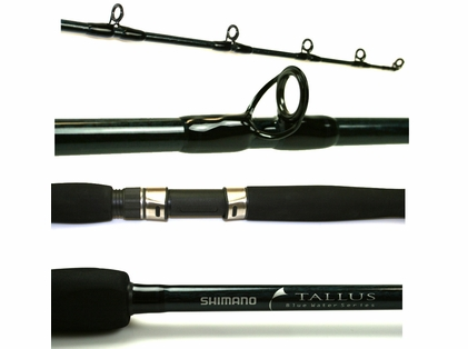 Shimano TLC66XHBBL Tallus Blue Water Conventional Rod
