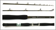 Shimano TLC66HBBR Tallus Blue Water Conventional Rod