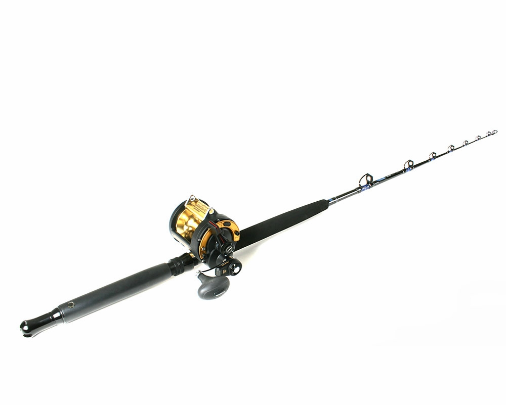 shimano tld-25 triton reel / ande rod troll combo | tackledirect, Fishing Reels
