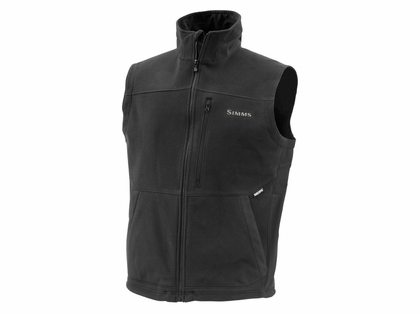 Simms ADL Fleece Vest - Black