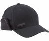 Simms Black Wool Scotch Cap