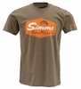 Simms Fishing Products SS Tee - Earth