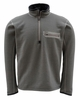 Simms Montana Techwool Zip Tops