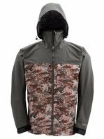 Simms PG-10242 Contender Gore-Tex Jacket - Catch Camo Orange