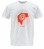 Simms Bass Hunter SS Tee - White