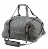 Simms Dry Creek Z Duffle - Dark Gunmetal