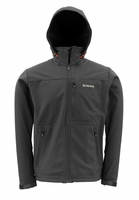Simms Windstopper Hoody Black