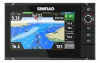 Simrad 000-11184-001 NSS7 evo2 Combo Multifunction Display Insight
