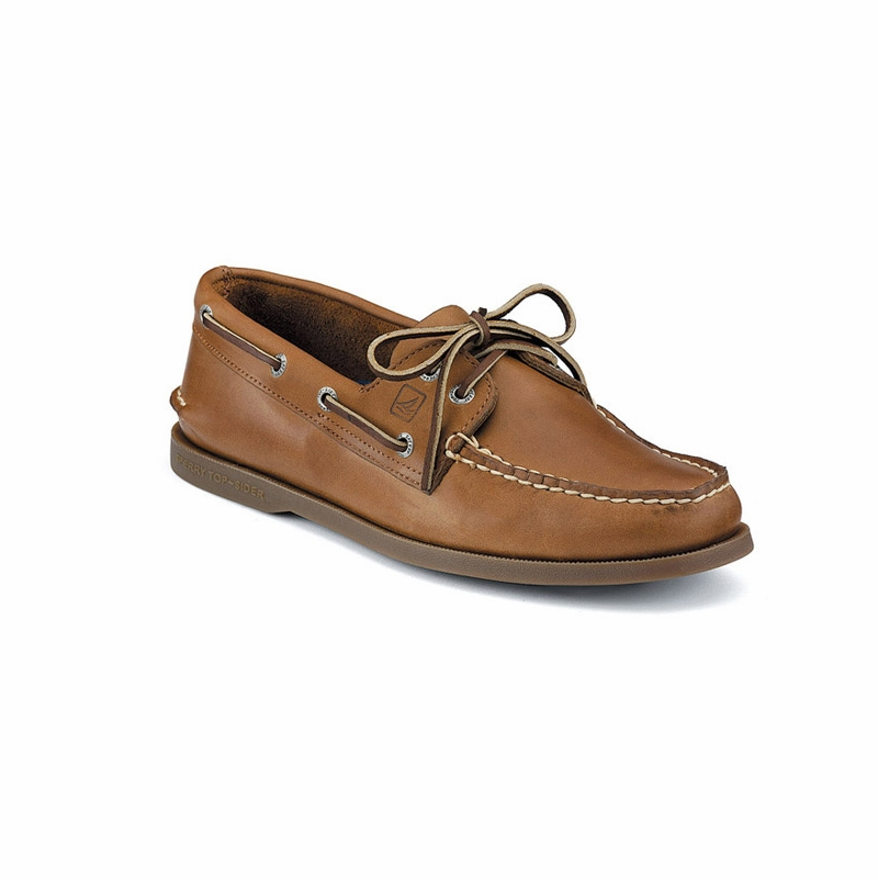 Sperry Top-Sider Men's Authentic Boat Shoe Sahara