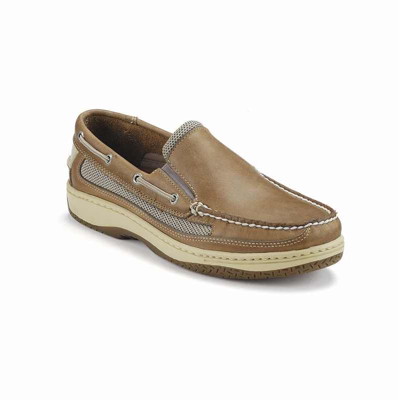Sperry Top-Sider Men's Billfish Slip-On Boat Shoes | TackleDirect