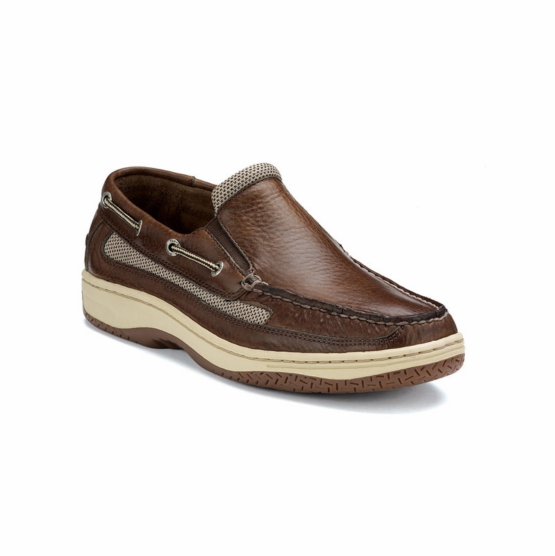 sperry top sider s billfish slip on boat shoes