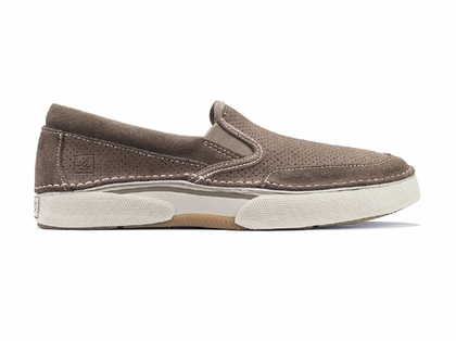 Sperry Top-Sider Men's Largo Slip-On Taupe